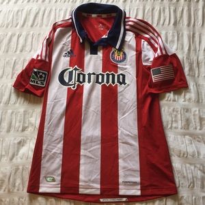 Adidas MLS Chivas USA Authentic Jersey